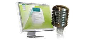 Creativity can flow with speech recognition software